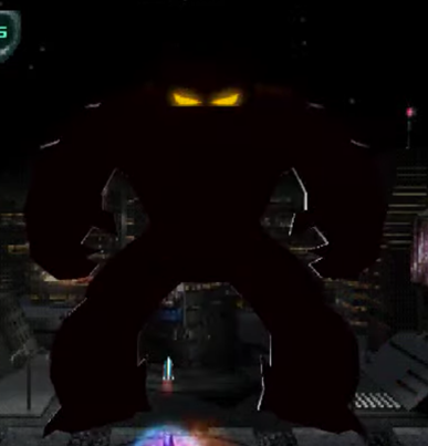 space invader mother boss ps1 jeux vidéo