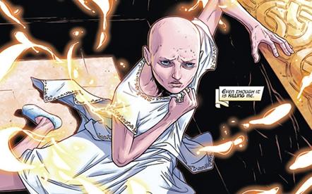 Jane Foster Thor Comics