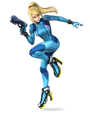 Samus Aran Metroid Nintendo